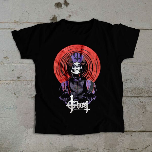 Ghost-tshirt