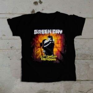 green-day-t-shirt