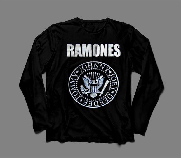 Ramones Long Sleeve Shirt