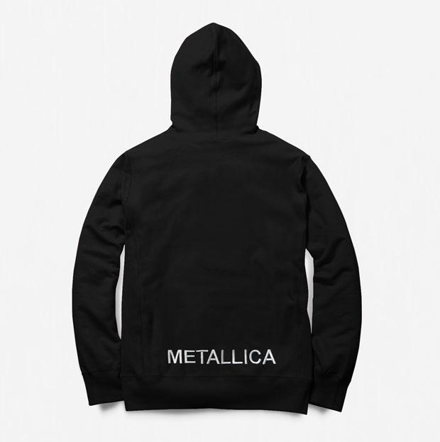 Φούτερ Metallica