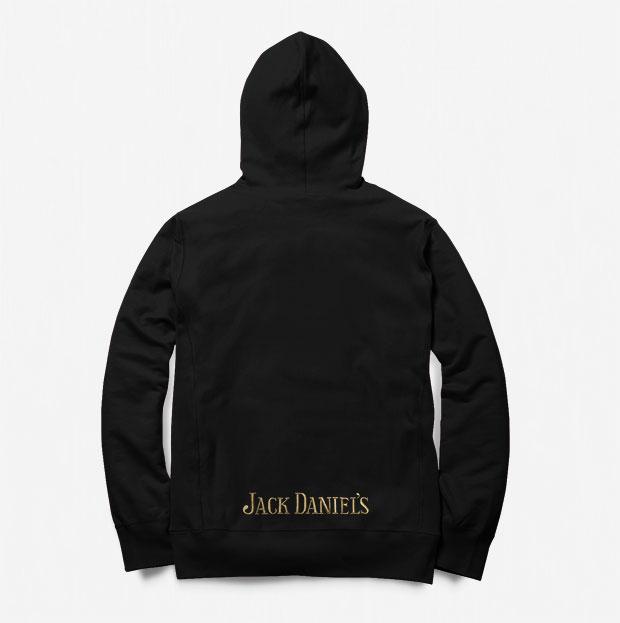Φούτερ Jack Daniels