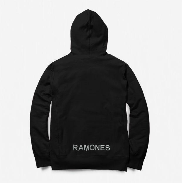 Φούτερ Ramones