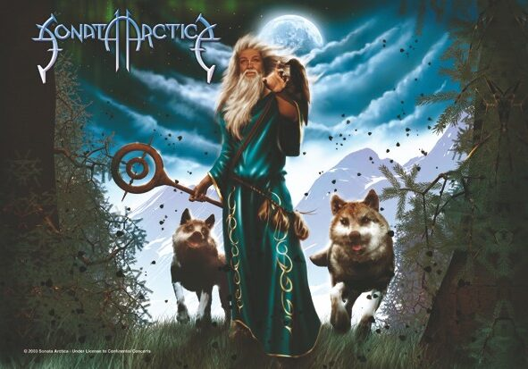 Σημαία-Sonata-Arctica